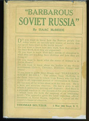 Barbarous Soviet Russia: McBride, Isaac