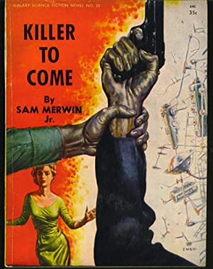 Killer to Come: Merwin, Sam Jr.