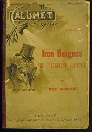 Iron Burgess the Government Detective: Old Sleuth