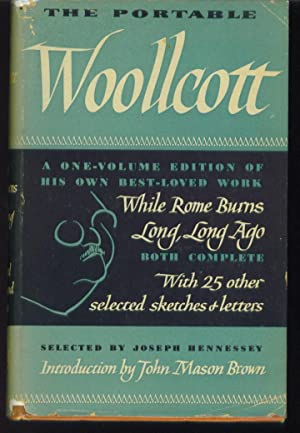 The Portable Woollcott: Hennessey, Joseph (Selected By)