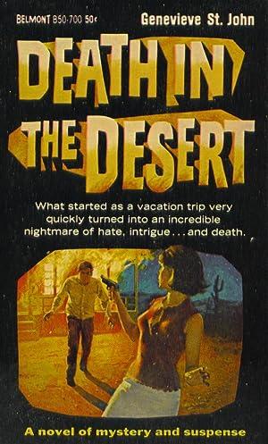 Death in the Desert: St. John, Genevieve