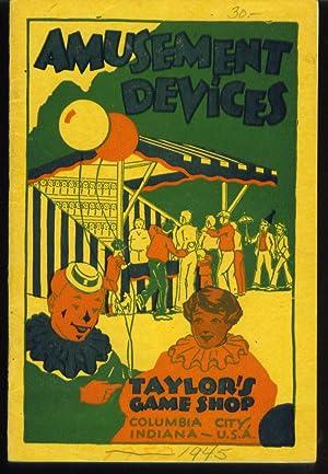 Amusement Devices: Taylor's Game Shop