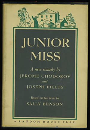 Junior Miss: Chodorov, Jerome and