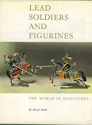 Lead Soldiers and Figurines: Baldet, Marcel