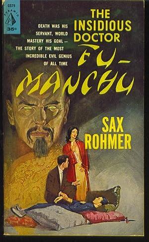 The Insidious Dr. Fu-Manchu: Rohmer, Sax