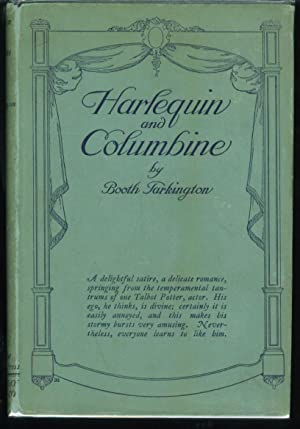 Harlequin and Columbine: Tarkington, Booth