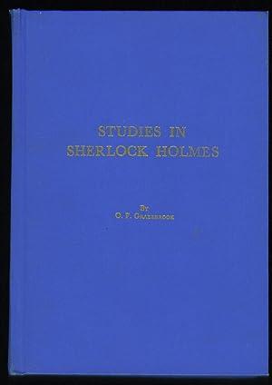 Studies in Sherlock Holmes: O. F. Grazebrook
