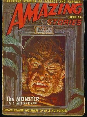 Amazing Stories April 1949, Vol. 23, NO. 4