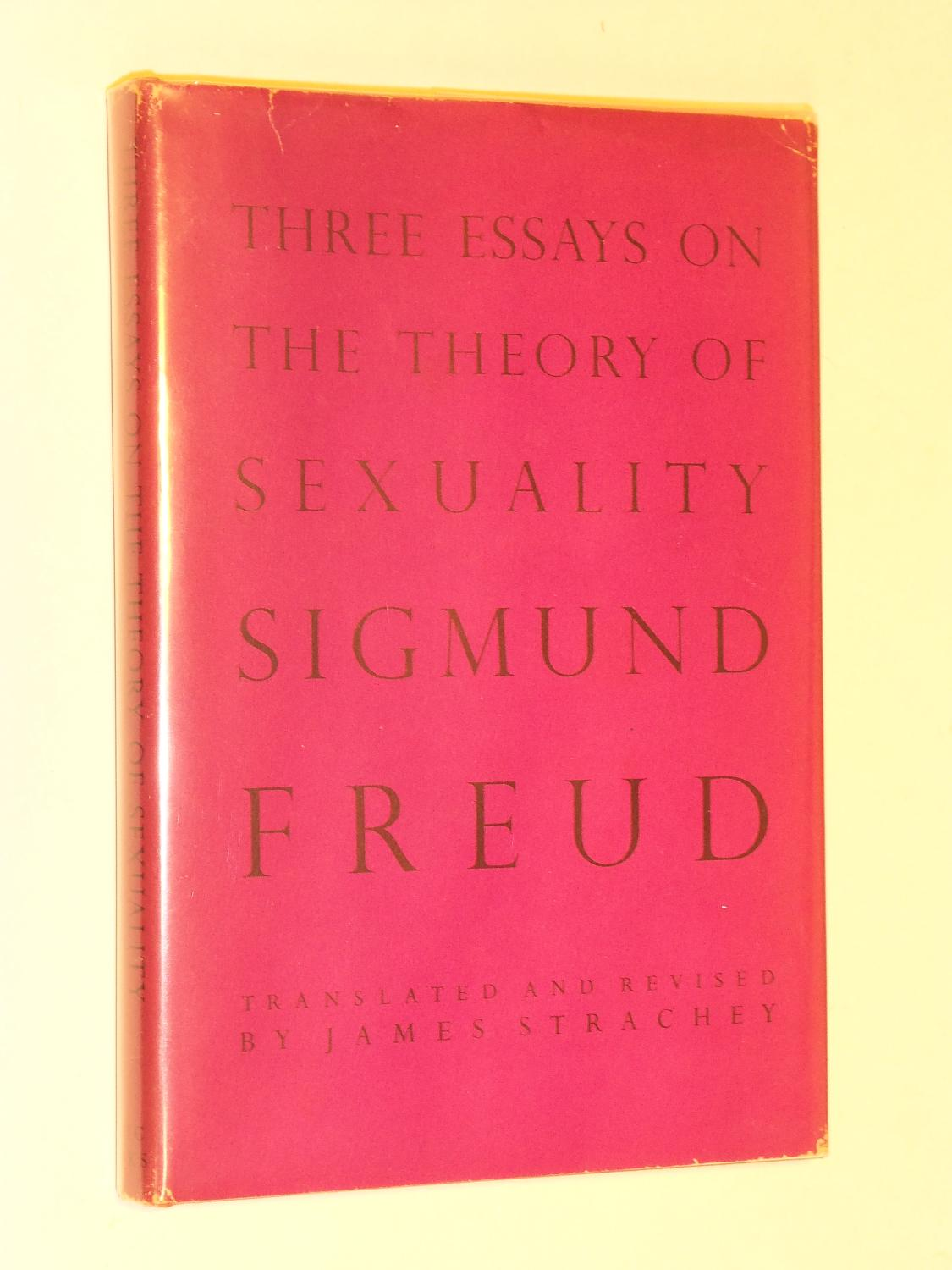 three essays on the theory of sexuality freud sigmund first three essays on the theory of sexuality freud sigmund first edition abebooks