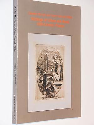 Charles Meryon and Jean-Francois Millet: Etchings of: Meryon, Charles; Millet,