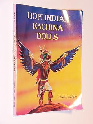 Hopi Indian Kachina Dolls: Branson, Oscar T.