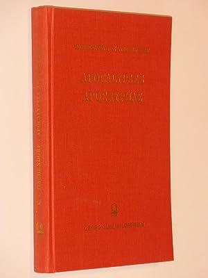 Apocalypses Apocryphae: Mosis, Esdrae, Pauli, Iohannis, item Mariae dormitio, additis Evangeliorum ...