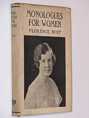 Monologues for Women: Huet, Florence