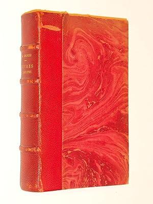 Oeuvres Completes de Mathurin Regnier: Regnier, Mathurin; E. Courbet