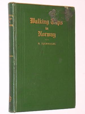 Walking Trips in Norway: Tjernagel, N. (Nehemias)
