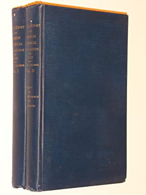 Annual Report of the American Historical Association for the Year 1902 (Complete Two Volume Set): ...