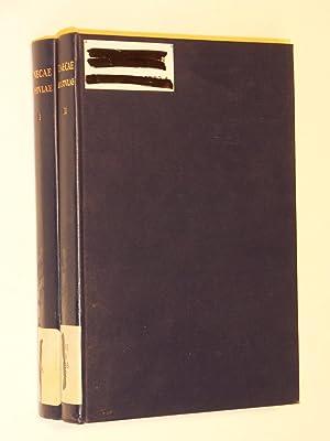 L. Annaei Senecae Ad Lvcilivm Epistvlae Morales (Volumes I and II Complete): Lucius Annaeus Seneca,...