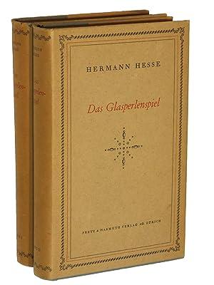 Das Glasperlenspiel [The Glass Bead Game /: Hesse, Hermann