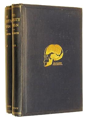 The Antiquity of Man: Keith, Sir Arthur