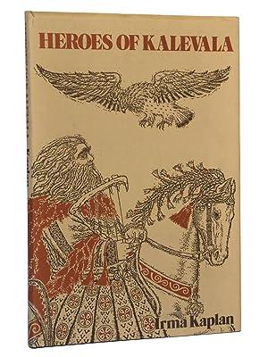 Heroes of Kalevala: Kaplan, Irma