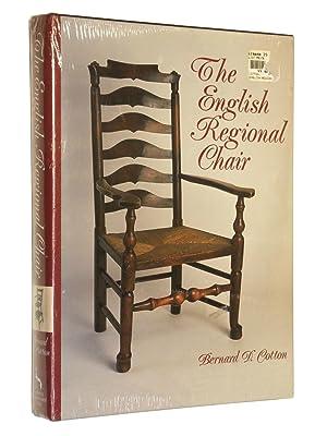 The English Regional Chair: Cotton, Bernard D.