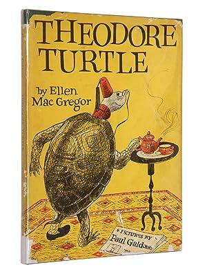 Theodore Turtle: MacGregor, Ellen