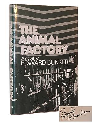 The Animal Factory: Bunker, Edward