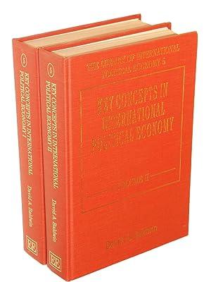 Key Concepts in International Political Economy [The: Baldwin, David A.