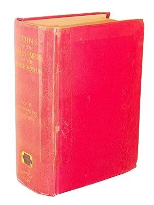 Coins of the Roman Empire in the British Museum: Volume IV, Antoninus Pius to Commodus: Mattingly, ...