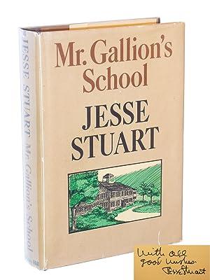 Mr. Gallion's School: Stuart, Jesse