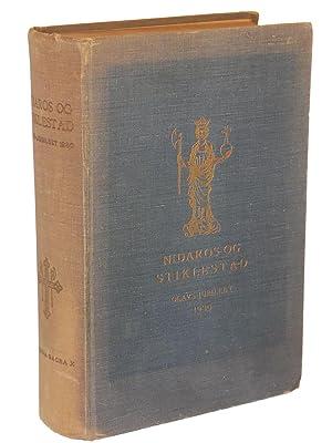 Nidaros og Stiklestad. Olavs-jubileet 1930. Minneskrift.: Kolsrud, Oluf