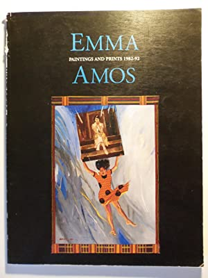 Emma Amos: Paintings and Prints 1982-92 an Exhibition: Amos, Emma; Gouma-Peterson, Thalia; hooks, ...