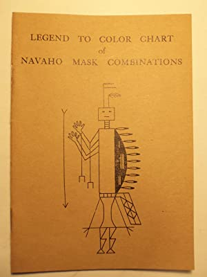 Legend to Color Chart of Navaho Mask Combinations: Haile, Berard [published anonymously]