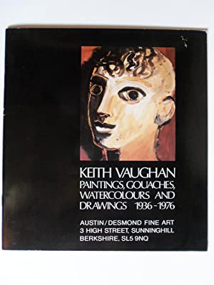 Keith Vaughan: Paintings, Gouaches, Watercolours and Drawings: Vaughan, Keith