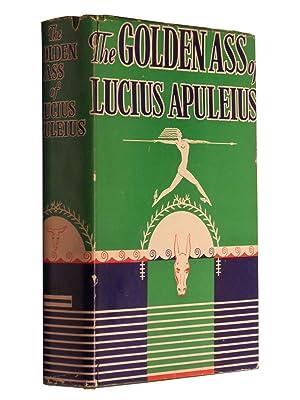 The Golden Ass of Lucius Apuleius: Apuleius, Lucius; William Adlington (translator); Edited, with ...