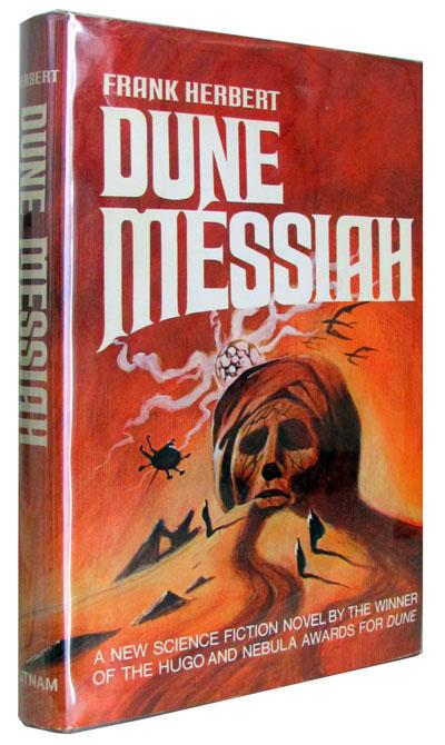 the messiah as corruptor in frank herberts In dune messiah, we see the consequences of various things play out there is a backlash against paul's rule, alia's access to her ancestors' memories starts to torment her, and poor old duncan idaho isn't allowed to rest in peace but is brought back as a ghola by the tleilaxu  why did frank herbert quote the quran in his dune novels could.