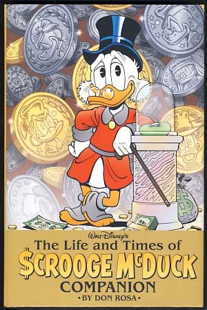 the life and times of scrooge mcduck companion signed and with