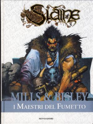 Slaine. (Italian Edition): Mills, Pat; Bisley,