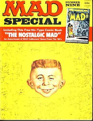 Mad Special Number Nine: Feldstein, Albert B., Ed