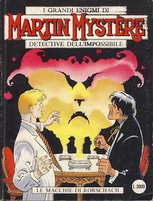 Martin Mystere #171 - Le macchie di: Various Authors