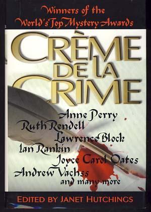 Crème de la Crime: Hutchings, Janet