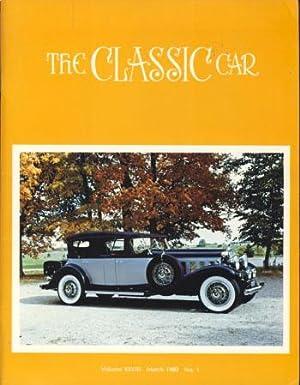 The Classic Car Magazine 1980-1989 Full Run: Snyder, William S.;