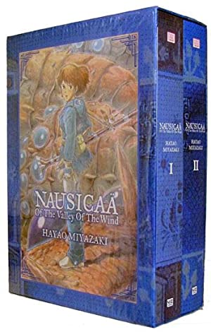 Nausicaä of the Valley of the Wind Deluxe Edition Set