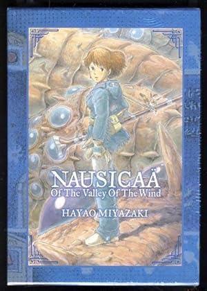 Nausicaä of the Valley of the Wind Deluxe Edition Set: Miyazaki, Hayao