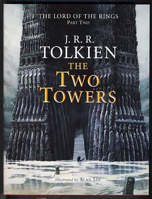 lord of the rings by tolkien three volumes first edition