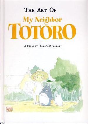 The Art of My Neighbor Totoro: Miyazaki, Hayao