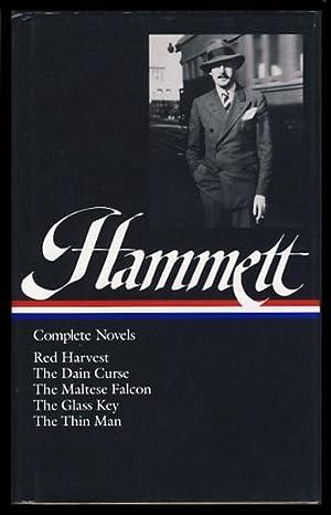 Complete Novels. Red Harvest. The Dain Curse.: Hammett, Dashiell