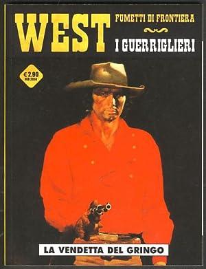 West fumetti di frontiera #8 - La: Cussó, Miguel; Blasco,
