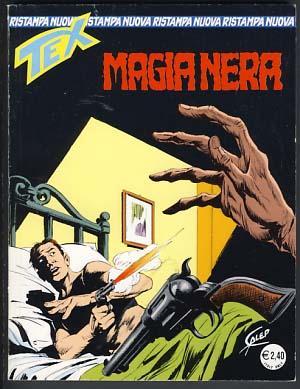 Tex #127 - Magia nera: Bonelli, Gianluigi