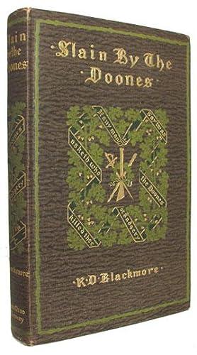 Slain by the Doones and Other Stories: Blackmore, Richard Doddridge